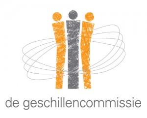 Geschillencommissie logo